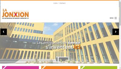 Capture d'écran du site de Tandem