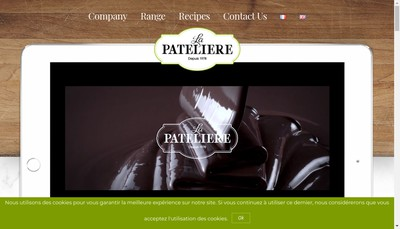 Site internet de MCO- la Pateliere