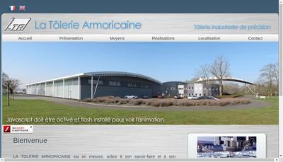 Site internet de La Tolerie Armoricaine