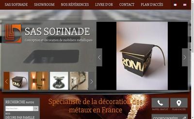 Site internet de Le Dantec