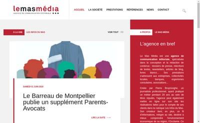 Site internet de French Eco