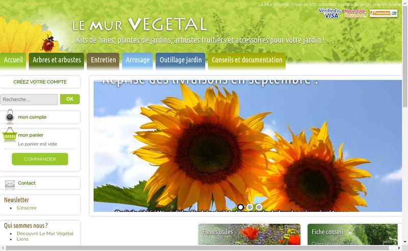 Capture d'écran du site de Jean-Marc Perez