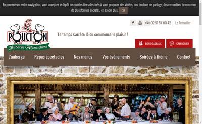 Site internet de La Route de la Sardine