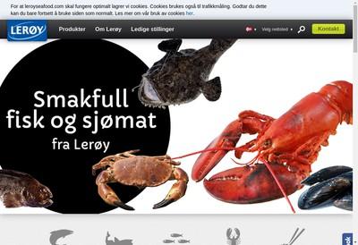 Site internet de Fishcut