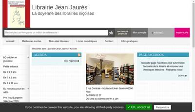 Site internet de Librairie Esclapez