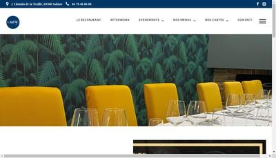 Site internet de Le Zoulou