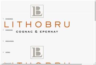 Site internet de Litho Bru