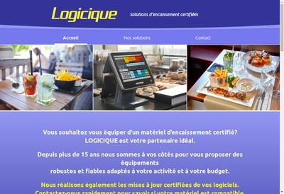 Site internet de Logicique