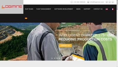 Site internet de Logimine