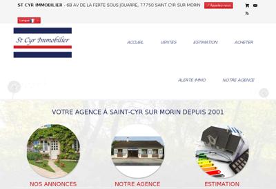 Capture d'écran du site de Losserand Assurances