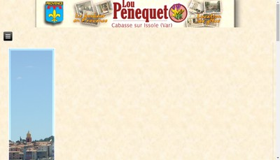 Site internet de Lou Penequet
