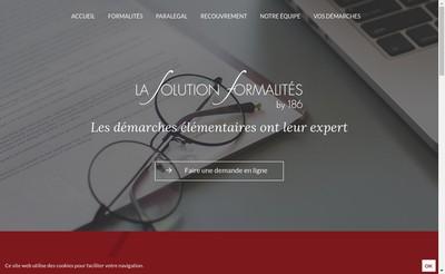 Site internet de Lsf