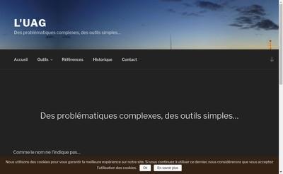 Site internet de L'Usinagaz