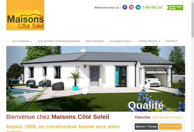 Site internet de Little Breizh
