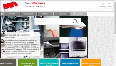 Site internet de Martin Plastiques Innovation