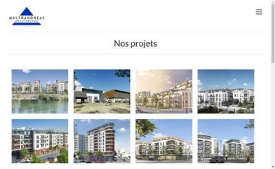 Site internet de Aau Mastrandreas