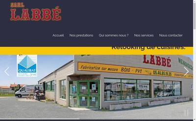 Site internet de Labbe