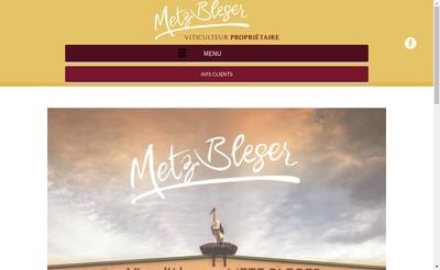 Site internet de Metz-Bleger