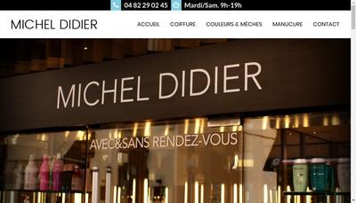 Site internet de Michel Didier