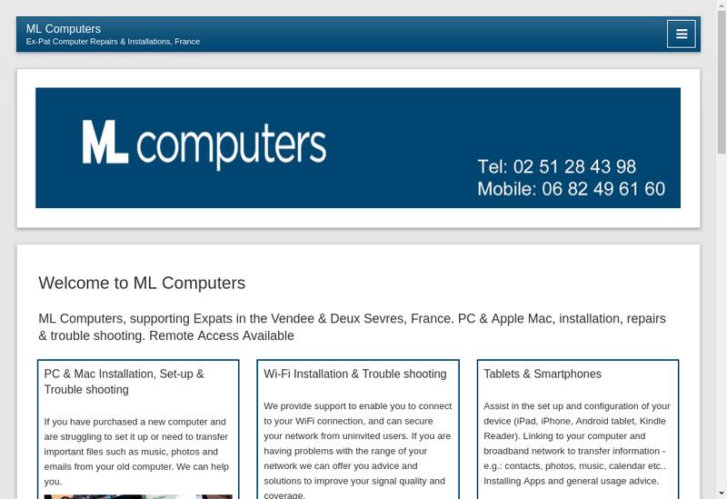Capture d'écran du site de Jason Khan
