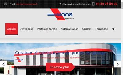 Site internet de Etablissements a Moos