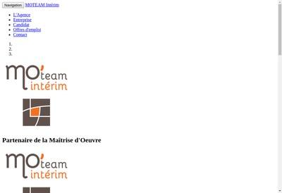 Site internet de Groupe Mv2