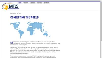 Site internet de Multimodal Transp Logistique Sce MTLS