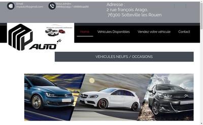 Site internet de Myauto 76