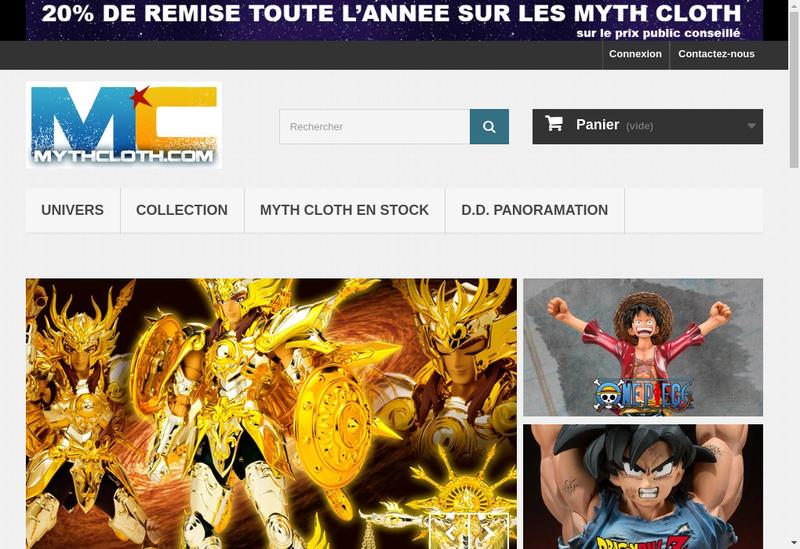 Capture d'écran du site de Snakers
