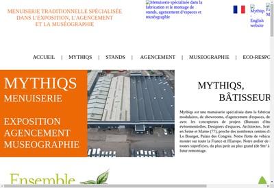 Site internet de Mythiqs