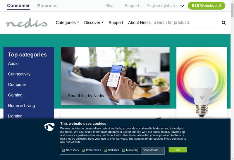 Capture d'écran du site de Nemo-Amarina-Konig-Hq-Basic Xl