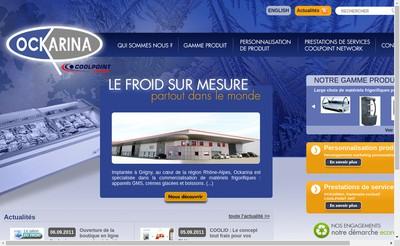 Site internet de Ockarina