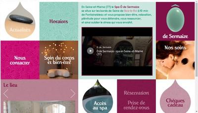 Site internet de O de Sermaize