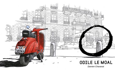 Site internet de Odile le Moal