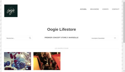 Site internet de Oogie
