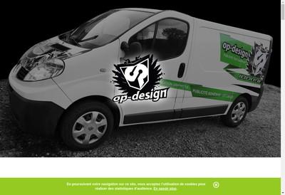 Site internet de Op-Design
