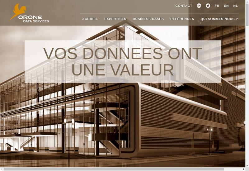 Capture d'écran du site de Fedaso France