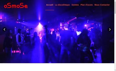 Site internet de Osmose