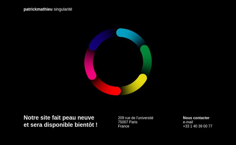 Capture d'écran du site de Pmc-Online Fr