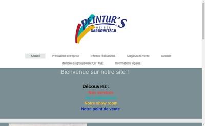 Site internet de Peintu'S Heibel & Gargowitsch