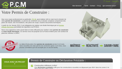 Capture d'écran du site de Helpmedoc