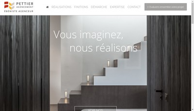 Site internet de Pettier