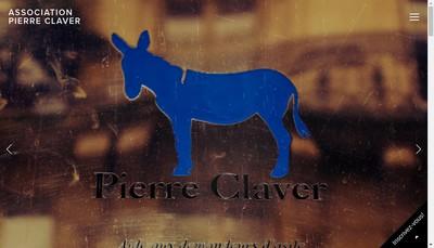 Site internet de Association Pierre Claver