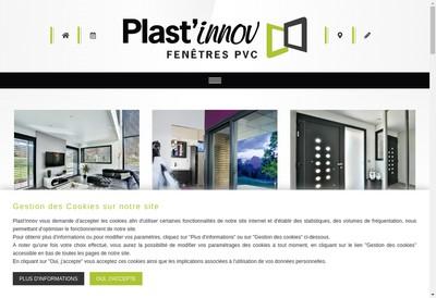 Site internet de Plast Innov