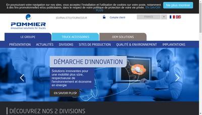 Site internet de Pommier Dives