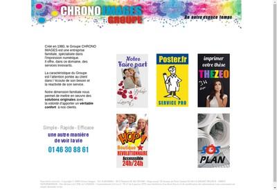 Site internet de Poster