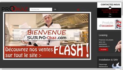 Site internet de Prookaz