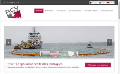 Site internet de Reynaud Cauvin Yvose