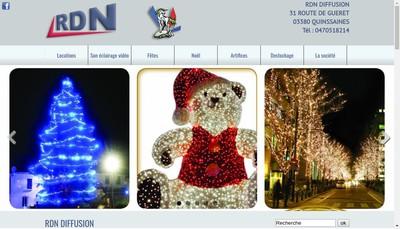 Site internet de Reves de Nuits