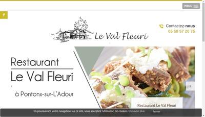 Site internet de SE Pozuelo le Val Fleuri